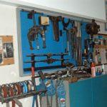 Bearbejdningsværktøj for generator