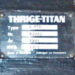 Generator type skilt